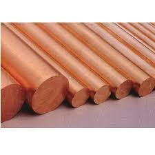 Beryllium Copper Rods / Round Bars