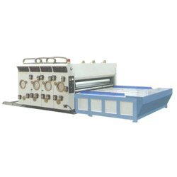 Colour Printer (Slotter or Die Cutter) Machine