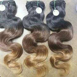 Body Wave 3 Color Hair