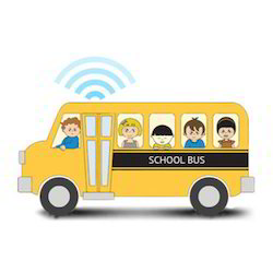 GPS Tracker for School Bus