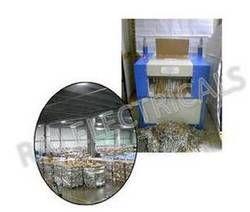 Shredder Machines for Packaging Industry