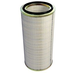 Cylindrical Dust Filter Cartridge