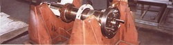 Inspection of Alternator Shaft