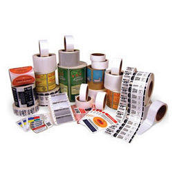 Self Adhesive Paper Label Stock