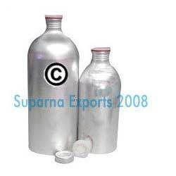 Aluminum Pesticide Bottles