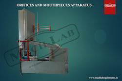 Orifice & Mouthpiece (CD, CV, CC) Apparatus