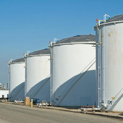 Storage Tanks for Dairy Products