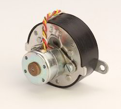 Bidirectional Multistepped Geared Synchronous Motor