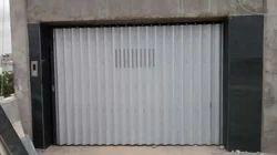 Vertical Folding Shutter