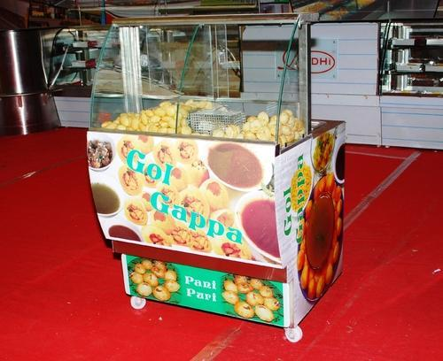 Panipuri/Gol Gappa Display Counter