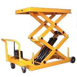 Movable Scissor Lifting Table