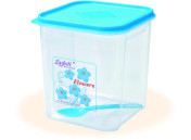 Plastic Airtight Square Container 1500ML