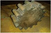 CNC Gas Cutting