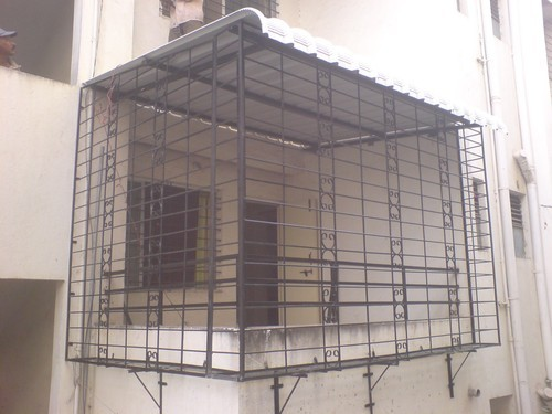 balcony cover grill view specifications details of