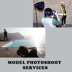 model photoshoot services