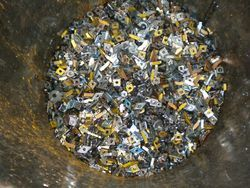 Tungsten Carbide Scrap / Tungsten Carbide Tool Tip Scrap