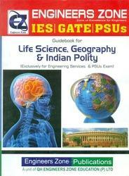 IES GATE PSUs Guidebook for Life Science Geography Indian Polity
