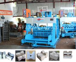 RCC Cover Block Machines