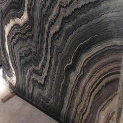 Mercury Black Marble Slab