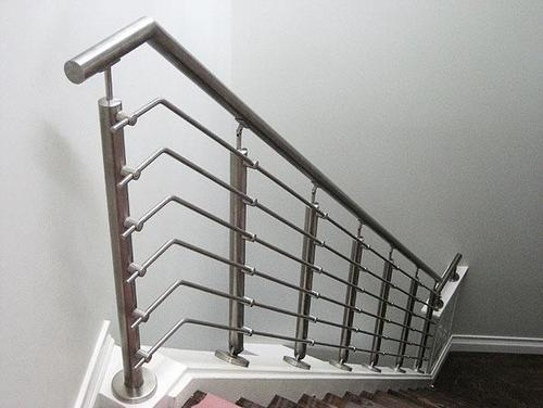 Superbe Stainless Steel Railing System   Stainless Steel Commercial Model Handrail  Manufacturer From Chennai