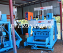 Stationery Type Hollow Block Machine