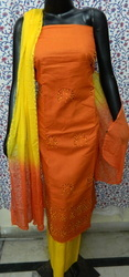 Aaditri Ethnic Applique Cut Work Suit