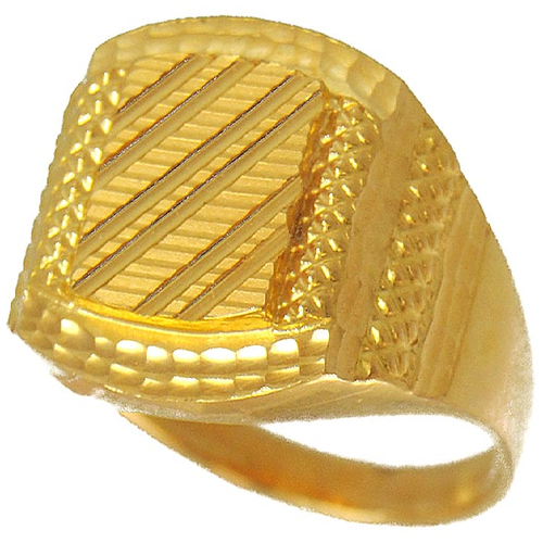 Gold Ring Mens Gold Ring Manufacturer from Patna