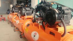 2.0HP Double Cylinder Air Compressor