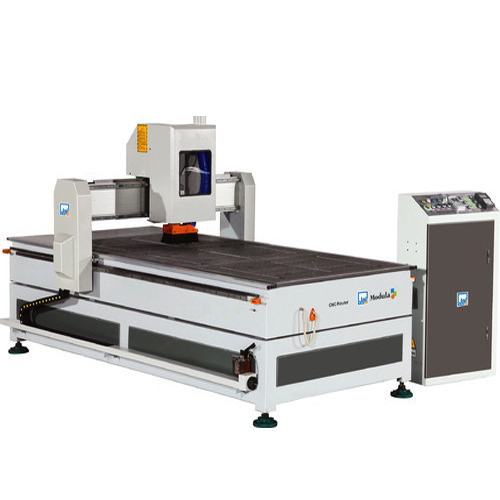 CNC Router with Rotary Machine