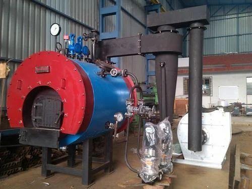 Burners & Boilers - Small Industrial Boiler Exporter from Ahmedabad