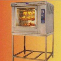 Mini Chicken Grill Machine
