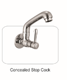 Concealed Stop Cock