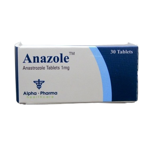 Anastrozole Tablets 1 Mg