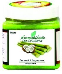Aromablendz Coconut And Sugarcane Body Scrub