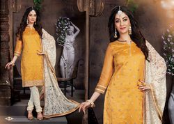 Designer Casual Churidar Kameez Suit