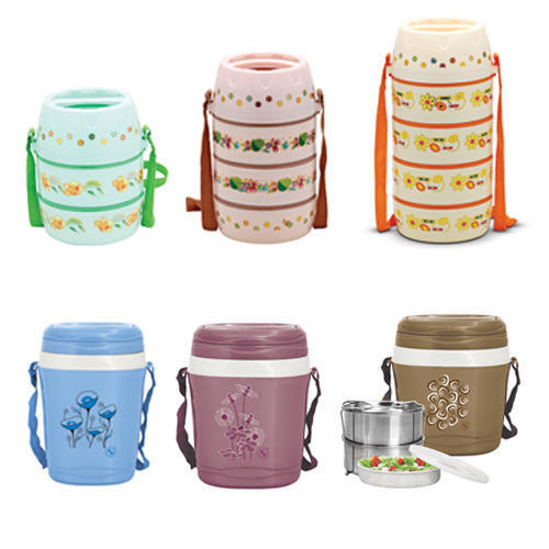 Polo Insulated Lunch Tiffin