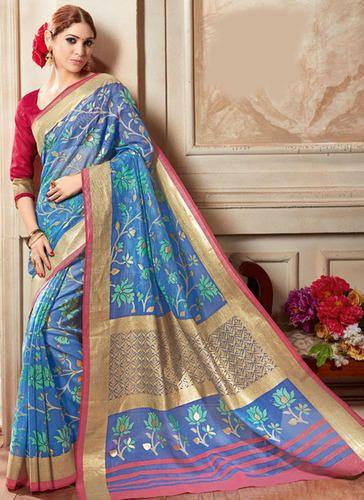 Daily Wear Silk Saree