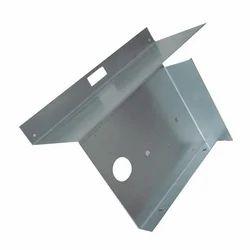 Precision Pressed Metal Bracket