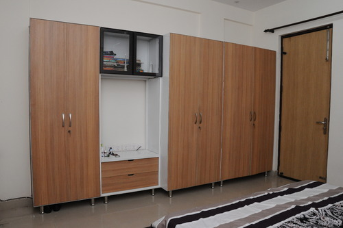 Wardrobe Furniture - Bedroom Wardrobe Manufacturer from New Delhi