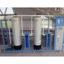 Domestic Media Filtration Plant