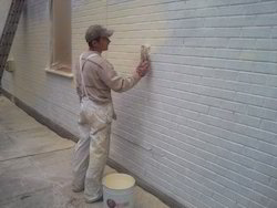 Epoxy Wall Coating Service