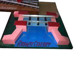 Railway Culvert Model