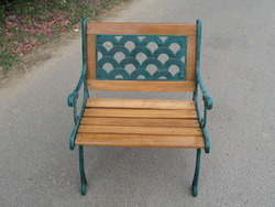 New Cast Iron Chair