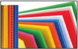PP Hollow Polypropylene Corrugated Sheets