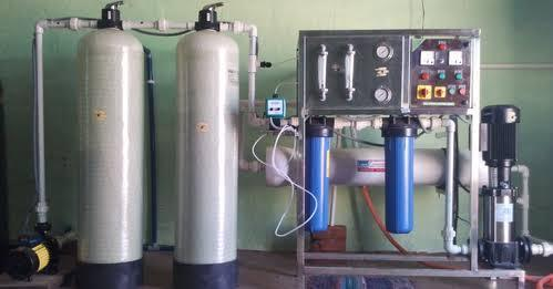Retailer Of Industrial Water Purifiers Amp Iron Removal