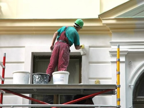 exterior home painting services service provider from pune