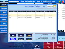 F And B POS Software