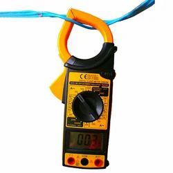 True RMS Digital Clamp Ampere Meter
