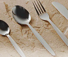 big fork and spoon gesto design