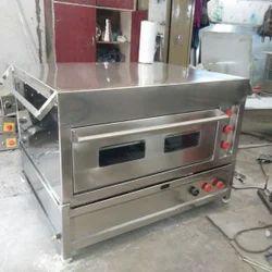 Gas Pizza Oven Jumbo